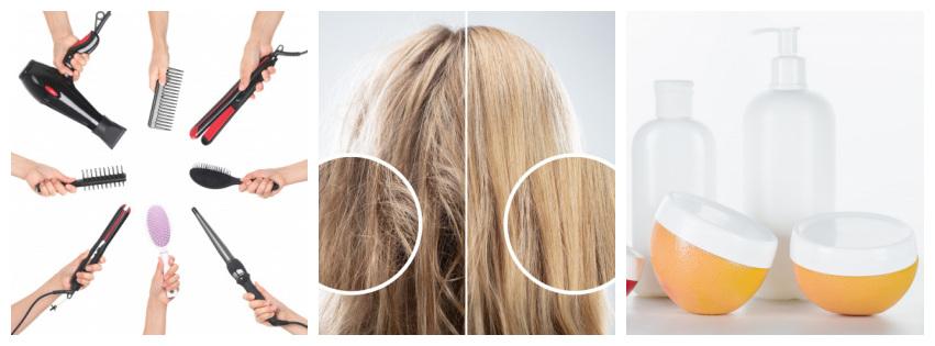 Accorgimenti e piccoli segreti per ricostruire i capelli danneggiati