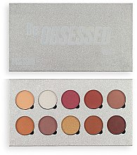 Profumi e cosmetici Palette ombretti - Makeup Obsession Be Obsessed With Eyeshadow Palette