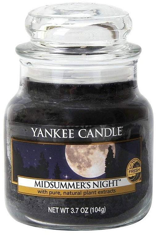 "Candela profumata ""Notte d'estate"" - Yankee Candle Midsummer's Night"