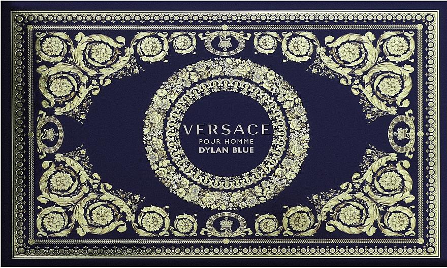 Versace Dylan Blue Pour Homme - Set (bag + edt/100ml + edt/10ml)