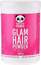 Profumi e cosmetici Polvere per il ripristino dei capelli - Noble Health Glam Hair Powder