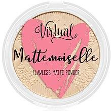 Profumi e cosmetici Cipria opacizzante - Virtual Mattemoiselle Flawless Matte Powder