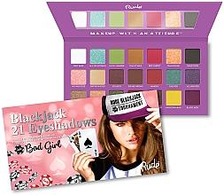 Profumi e cosmetici Palette ombretti - Rude Blackjack Eyeshadow Palette