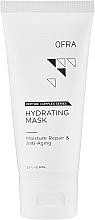 Profumi e cosmetici Maschera idratante con peptidi - Ofra Peptide Hydrating Mask