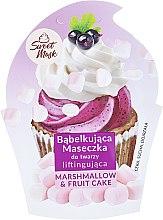 Profumi e cosmetici Maschera viso rassodante - Marion Sweet Mask Marshmallow & Fruit Cake