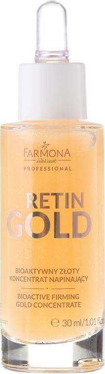 Concentrato viso bioattivo - Farmona Retin Gold Concentrate — foto N2