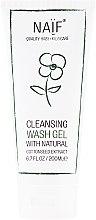 Profumi e cosmetici Gel doccia - Naif Cleansing Wash Gel