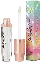 Profumi e cosmetici Lucidalabbra - Folly Fire Astral Trip Iridescent Lip Gloss