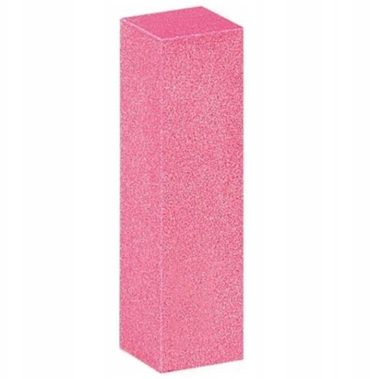 Buffer lucidante per unghie, rosa - Donegal Blok
