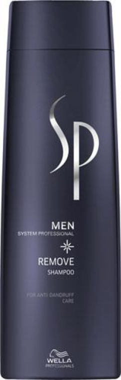 Shampoo antiforfora - Wella SP MEN Remove Shampoo