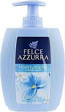 Profumi e cosmetici Sapone liquido - Felce Azzurra Idratante White Musk