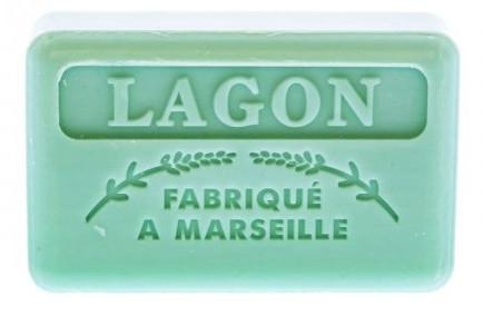 """Sapone di Marsiglia """"Laguna"""" - Foufour Savonnette Marseillaise Lagon — foto N1"""