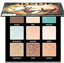 Profumi e cosmetici Palette ombretti - Barry M Cosmetics Wildlife Eyeshadow Palette Rhino
