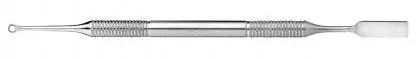 Spatola per manicure, PE-51-1 - Staleks Pro Expert 51 Type 1