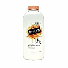 Profumi e cosmetici Polvere per l'igiene intima - Femfresh Intimate Hygiene Everyday Care Re-Balance Powder