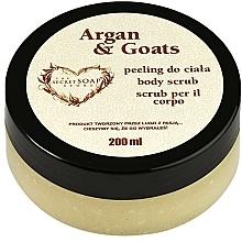 "Profumi e cosmetici Scrub corpo ""Argan e latte di capra"" - The Secret Soap Store Argan & Goats Body Scrub"