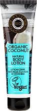 Profumi e cosmetici Lozione corpo idratante - Planeta Organica Organic Coconut Natural Body Lotion