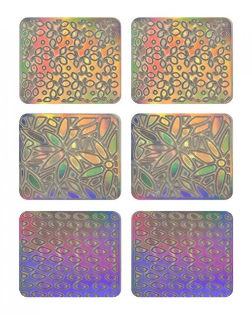 Adesivi per nail design, 3704 - Neess Patternness