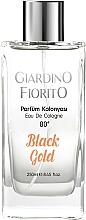 Profumi e cosmetici Giardino Fiorito Black Gold - Colonia