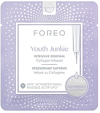 Profumi e cosmetici Maschera nutriente anti-rughe intensiva - Foreo Ufo Activated Masks Youth Junkie