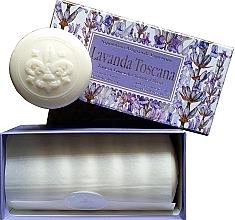 """Profumi e cosmetici Set di saponette """"Lavanda toscana"""" - Saponificio Artigianale Fiorentino Lavender Toscana (Soap/6x50g)"""