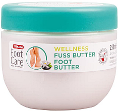 Profumi e cosmetici Burro piedi - Titania Wellness Fuss Butter Foot Butter