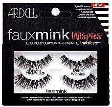 Profumi e cosmetici Ciglia finte - Ardell Faux Mink Demi Wispies, 4 pz