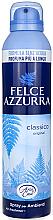 Profumi e cosmetici Deodorante per ambienti - Felce Azzurra Classic Talc Spray