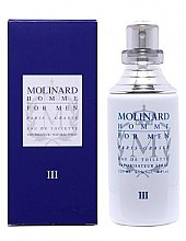 Profumi e cosmetici Molinard Homme III Molinard - Eau de toilette