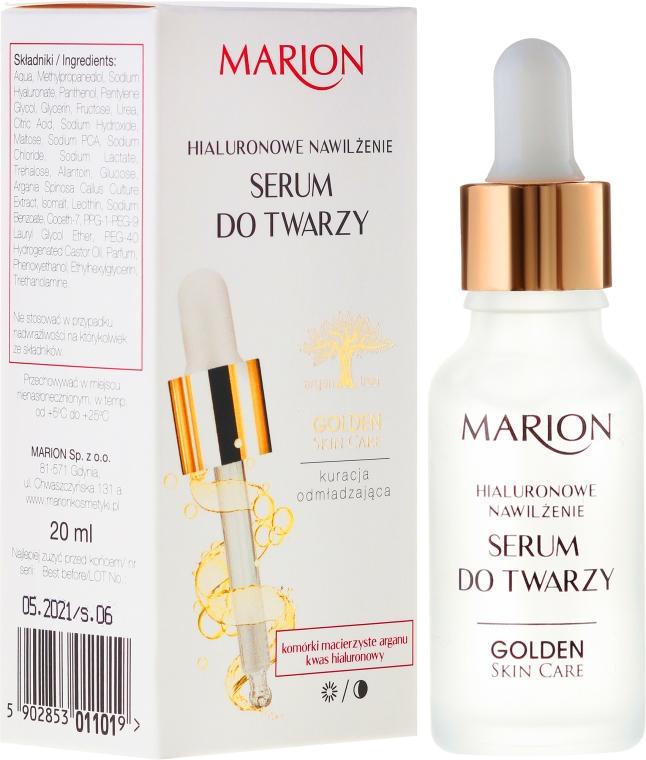 Siero per il viso, collo e decollete - Marion Golden Skin Care