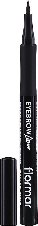 Liner sopracciglia - Flormar Eyebrow Liner