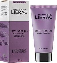 Profumi e cosmetici Maschera viso - Lierac Lift Integral Masque Lift Flash