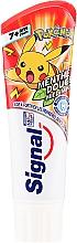 Profumi e cosmetici Dentifricio per bambini, rosso - Signal Junior Pokemon Toothpaste