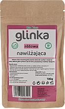 Profumi e cosmetici Maschera di argilla rosa naturale idratante - Natural Home Spa