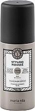 Profumi e cosmetici Mousse per capelli a media fissazione - Maria Nila Styling Mousse