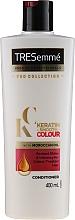 Profumi e cosmetici Balsamo ammorbidente per capelli - Tresemme Keratin Smooth Colour Conditioner With Maroccan Oil