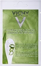 Profumi e cosmetici Maschera rigenerante con aloe vera - Vichy Mineral Masks Soothing Aloe Vera Mask