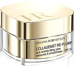 Profumi e cosmetici Crema anti-età per la pelle secca - Helena Rubinstein Collagenist Re-Plump SPF 15