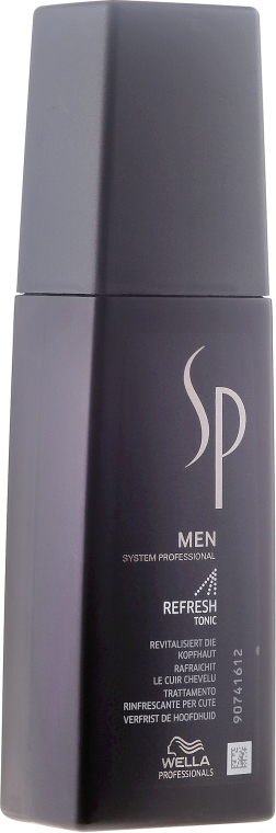 Tonico rigenerante - Wella SP Men Refresh Tonic — foto N1