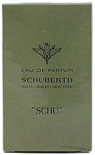 Profumi e cosmetici Schuberth Schu - Eau de Parfum