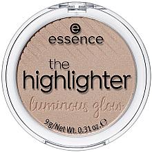 Profumi e cosmetici Illuminante - Essence The Highlighter Lumirous Glow