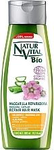 Profumi e cosmetici Maschera rivitalizzante per capelli - Natur Vital Bio Repair Hair Mask