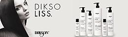 Shampoo lisciante № 1 - Dikson Diksoliss Lissactive Straightening Pre-Treatment Shampoo 1 — foto N2