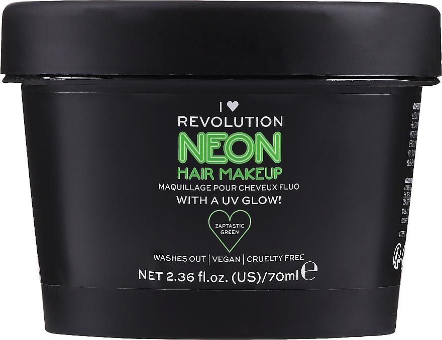 Tinta capelli temporanea - I Heart Revolution UV Neon Hair Make Up