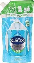 Profumi e cosmetici Sapone liquido antibatterico - Carex Pure Blue Hand Wash (Refill)