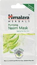 Profumi e cosmetici Maschera antibatterica - Himalaya Herbals Neem Face Pack