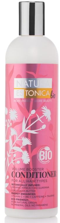 """Condizionante per tutti i tipi di capelli """"Volume booster"""" - Natura Estonica Volume Booster Conditioner"""