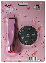 Profumi e cosmetici Kit per nail art RN 00399 - Ronney Professional Nail Stamp