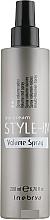 Profumi e cosmetici Spray volumizzante per capelli fini e danneggiati - Inebrya Style-In Volume Root Spray