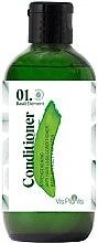 Profumi e cosmetici Condizionante rinforzante contro la caduta dei capelli - _Element Basil Strengthening Anti-Hair Loss Conditioner (mini)